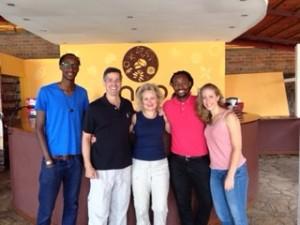 Kigali w Inno Emma Ernie Lauren